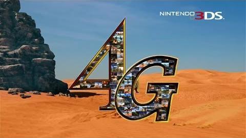 3DS『モンスターハンター4G』 ティザーCMムービー