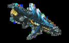 MH3U-Render BL Lagiacrus del Abismo