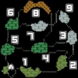 MHGen-Mapa Ciénaga