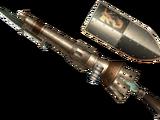 Lanza Gatling (MHFU)