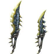 MHFG-Giaorugu Dual Blades 001 Render 001
