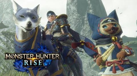 Monster Hunter Rise - Announcement Trailer (Spanish)