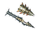 MH3U-Render EyE Barioth 2