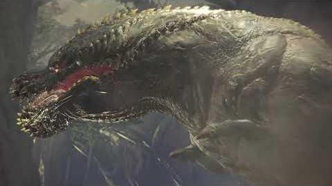 MHW 健啖の悪魔 World version - 恐暴竜 イビルジョー 戦闘BGM Extended