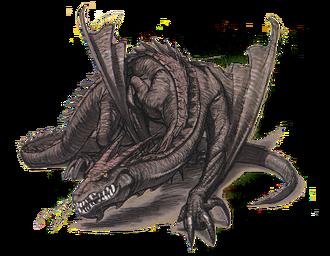 Render Wyvern Rex