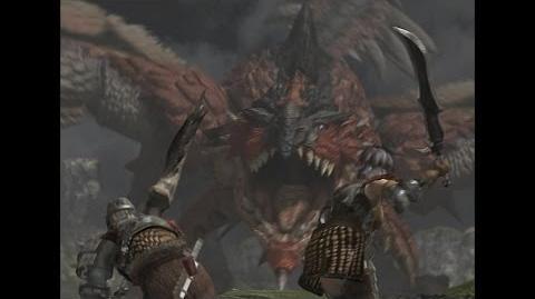 Monster Hunter Intro