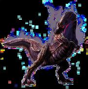 MH4U-Render Deviljho Apex