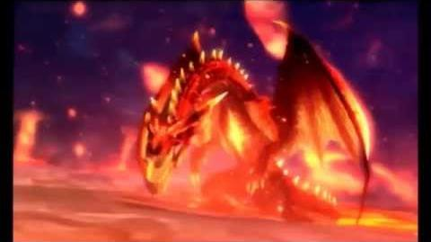 MH4U OST Crimson Fatalis G ミラボレアス(紅龍)BGM