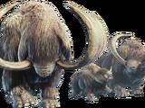 MHWI: Monstruos