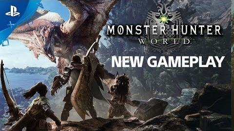 Monster Hunter World - PS4 Gameplay Interview E3 2017