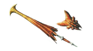 MH3U-Render Lanza Agnaktor