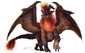 MHW-Render Teostra