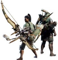MHW-Render Equipo Arco 001