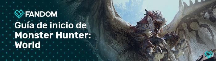 Monster Hunter Blog post Header
