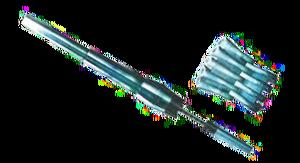MH3U-Render Lanza Barroth Esmeralda