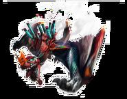 MHXR-Tigrex EVA 2