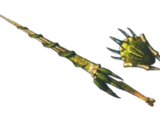 Salpicadura espiral (MH3U)