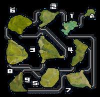 MHOL-Mapa Lago Esther