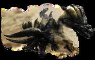 MH4U-Render Diablos Negro