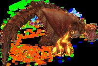 MHOL-Render Tigrex Llama