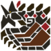 MH4U-Icono Gravios Negro
