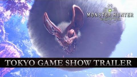 Monster Hunter World - TGS 2017 Trailer
