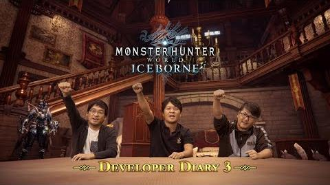 Monster Hunter World Iceborne - Developer Diary 3
