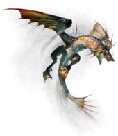 MHGen-Render Plesioth
