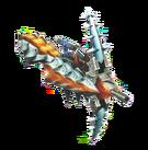 MH3U-Render BL Barioth Arenoso