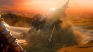 MH4U-Diablos vs Cephadrome