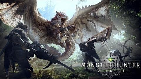 Monster Hunter World MHW - Gameplay con anotaciones Español