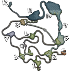 MH3-Mapa Isla Desierta