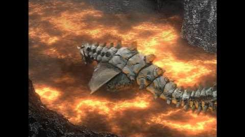 【MH10周年】鎧竜 グラビモス 生態ムービー