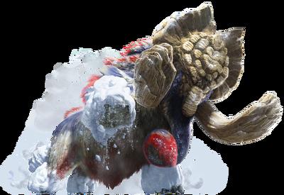 MHGen-Render Gammoth 001
