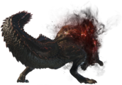 MHWI-Render Deviljho Salvaje