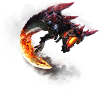 MHGen-Render Glavenus Inferno