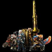 MH4-Cazadores de Élite
