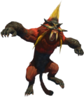MHOL-Render Blangonga Llama 001