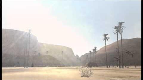 MHP2G 真紅の角 旧砂漠 戦闘BGM Extended for 30 minutes
