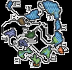 MH3U-Mapa Isla Desierta
