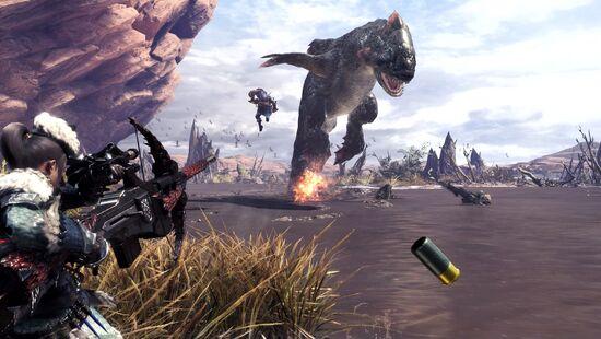 Monster Hunter World 4