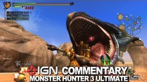 IGN Plays Monster Hunter 3 Ultimate - Getting Started