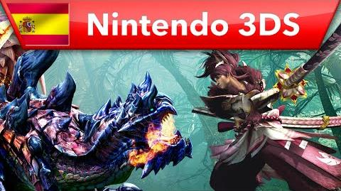 Monster Hunter Generations - Un nuevo tipo de cazador (Nintendo 3DS)