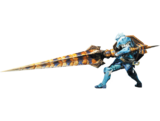 MH4-Render Equipo Lanza 001
