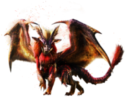 MH4-Render Teostra