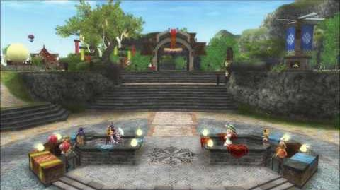 MHF-Z 歌姫と共に、祷り込める時 - メゼポルタ広場(祈祷の章)BGM Extended