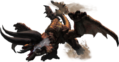 Supremacy Diablos Render by Rathalosaurus rioreurensis