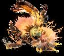 Thunderlord Zinogre (MHA2 Series)