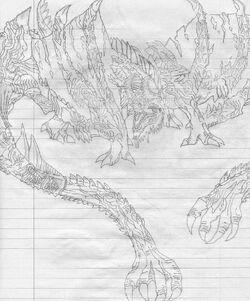 Monster Hunter Legion - Sesshosaki