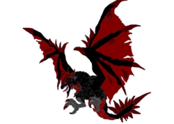 Rathalos-Sin Render Coloured